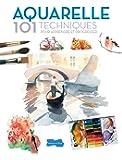 Aquarelle 101 techniques pour apprendre