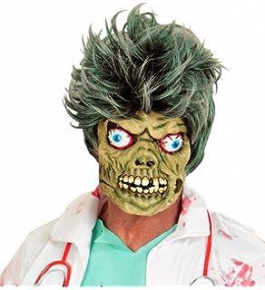 WIDMANN - Máscara para disfraz de adulto zombi (836)