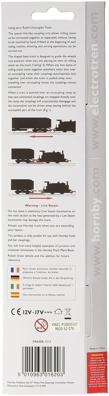 Hornby Railer//Uncoupler Track