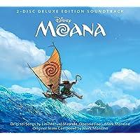 Moana (Deluxe 2CD)