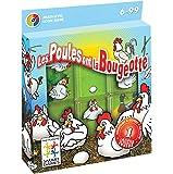 Smart Games - SG 430 FR - Jeu de Société - Les Poules ont la Bougeotte - 48 Défis