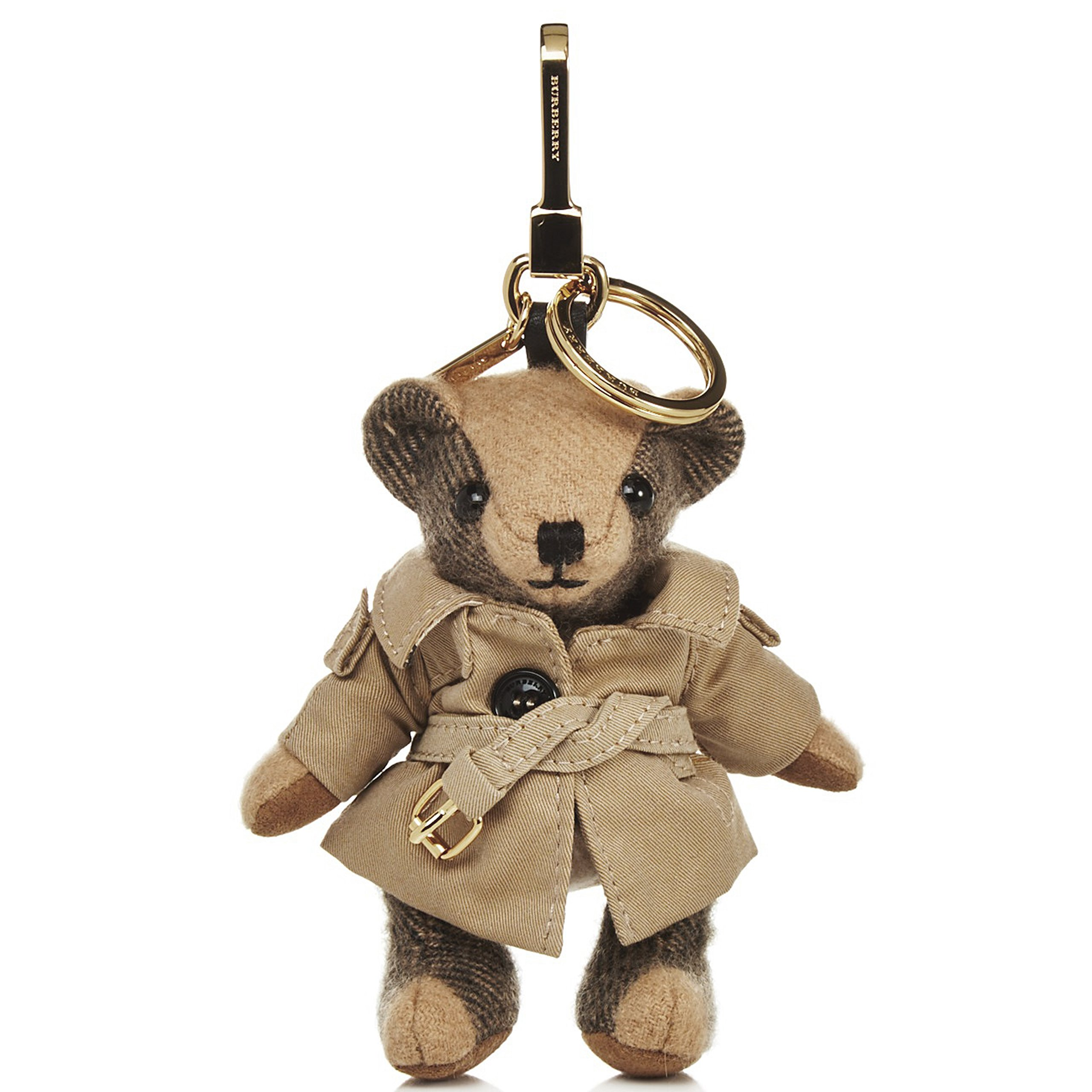 Burberry Thomas Trench Coat Bag Charm