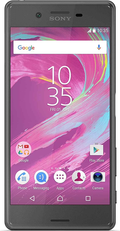Sony Xperia X F5121 32GB GSM 23MP Camera Phone - Graphite Black