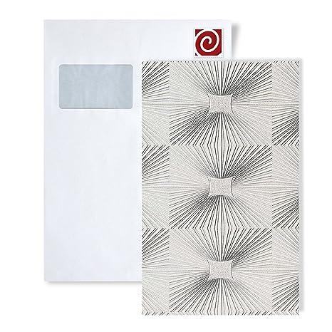 MUESTRA de papel pintado EDEM serie 115 | para techos y paredes textura paneles, 115