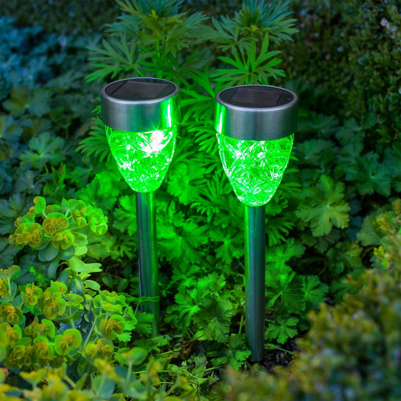 Faroles Solares Para Jardin. Farola Led Solar Inspire Maine. Best ...
