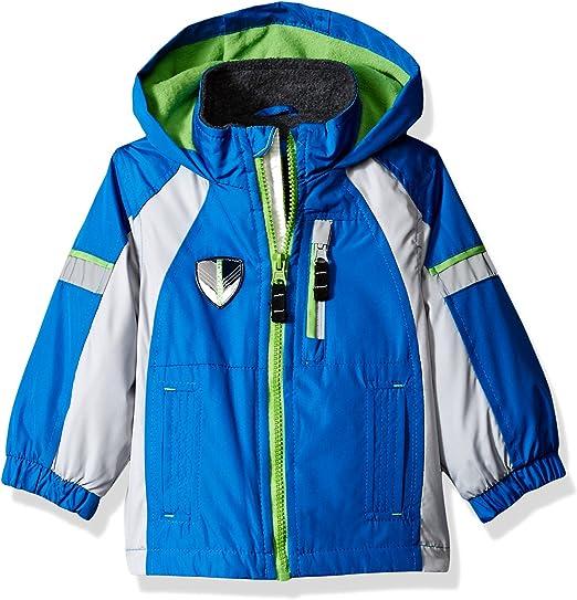 London Fog Baby Boys Fleece Lined Windbreaker Jacket