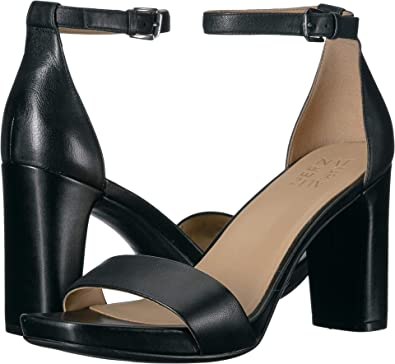 7513855d0f28 Naturalizer Women s Joy Black Leather 4 ...