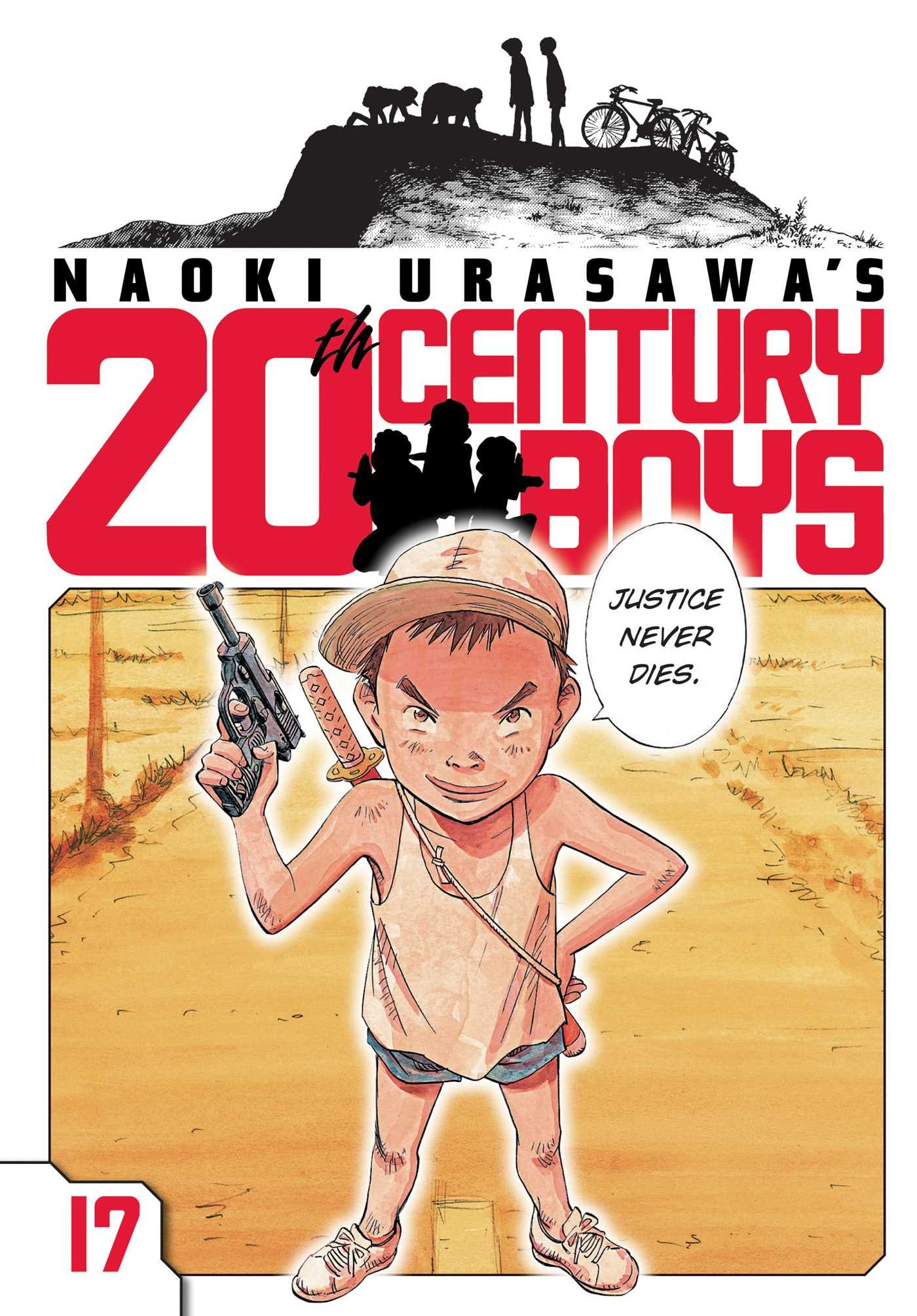 NAOKI URASAWA 20TH CENTURY BOYS GN VOL 17 (C: 1-0-1) (Naoki Urasawa's 20th Century Boys, Band 17)