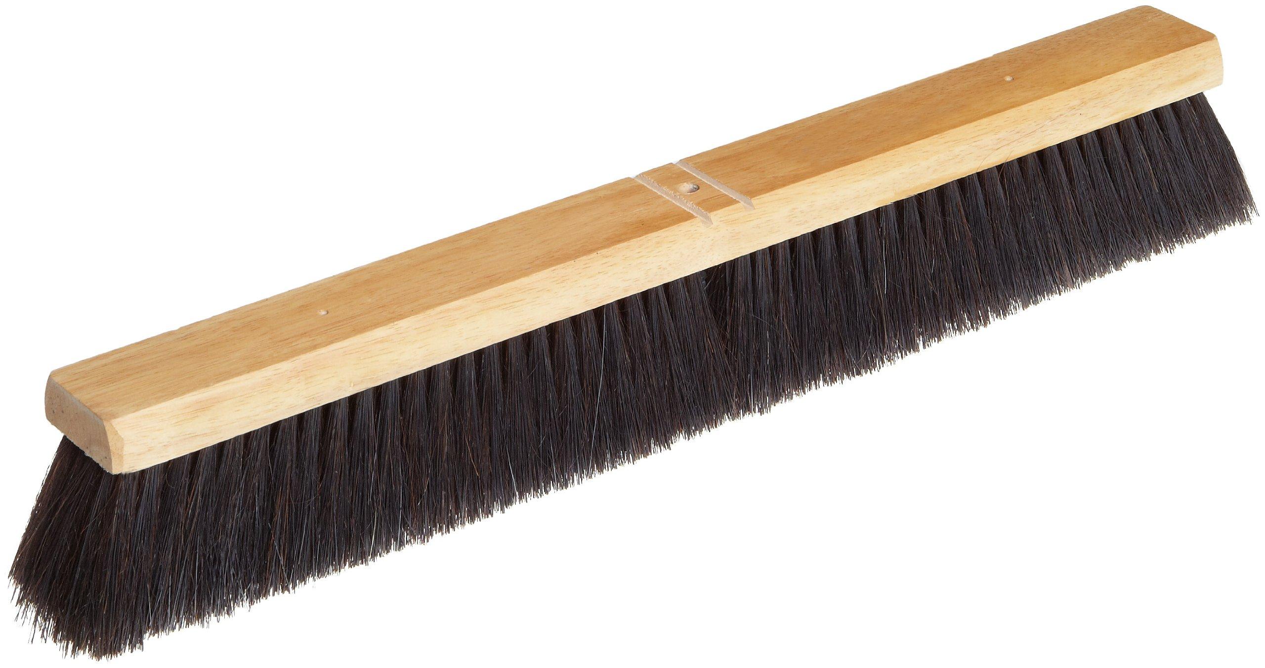 No. 17A Line Floor/Garage Brushes - 24'' floor brush req.d60340d2b steel wire/
