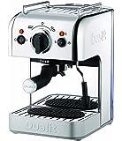 Dualit 3-en-1 Machine à café en acier inoxydable poli