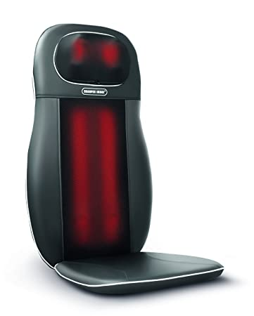 Amazoncom Sharper Image Shiatsu Neck Back Massager With Heat
