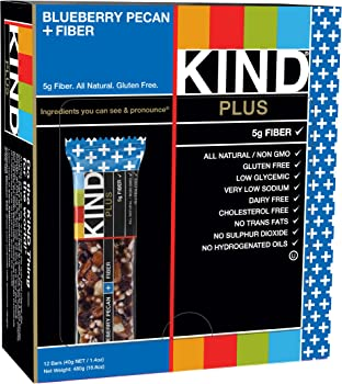12-Count KIND Blueberry Pecan + Fiber Bars