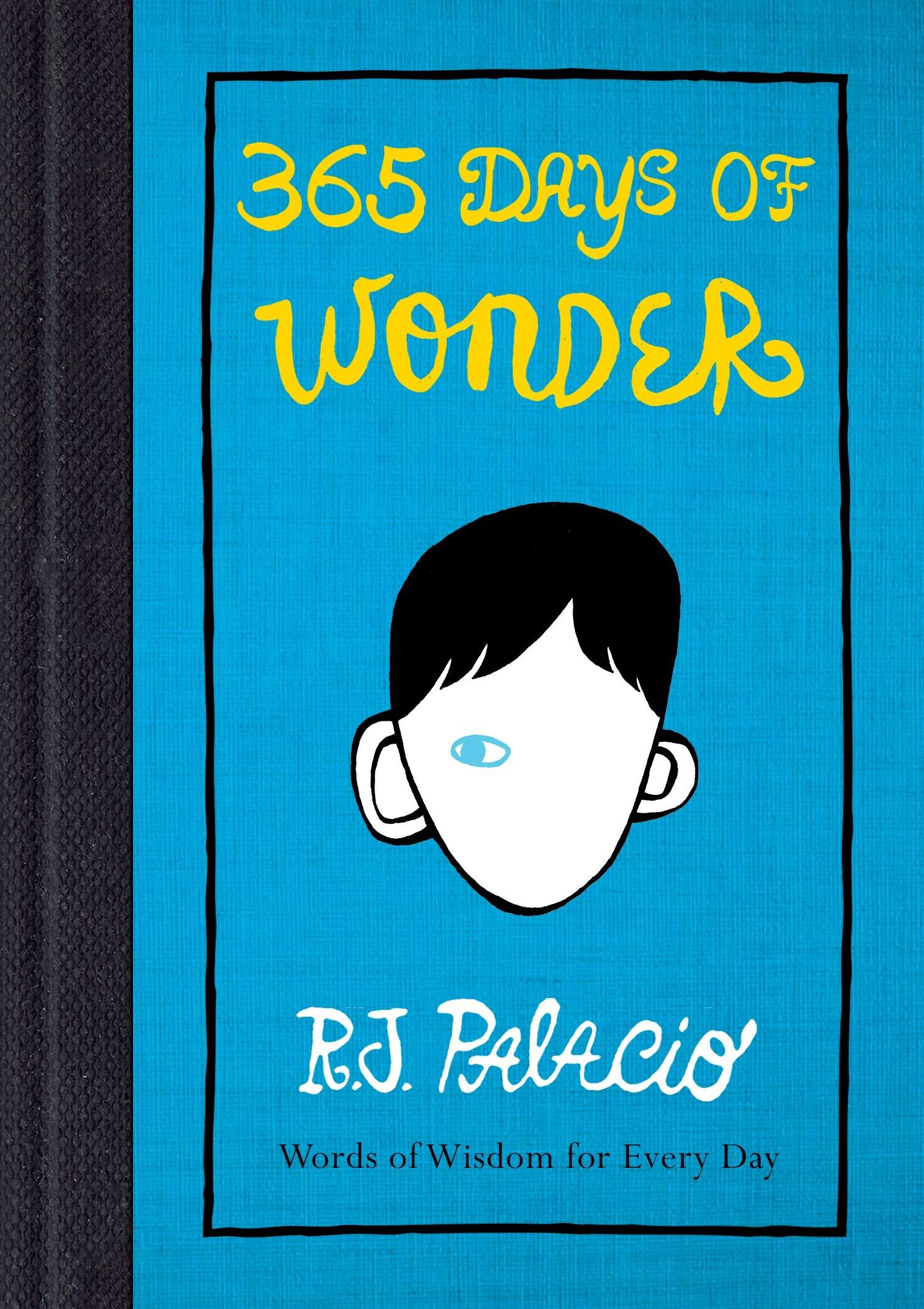 Download 365 Days of Wonder ebook