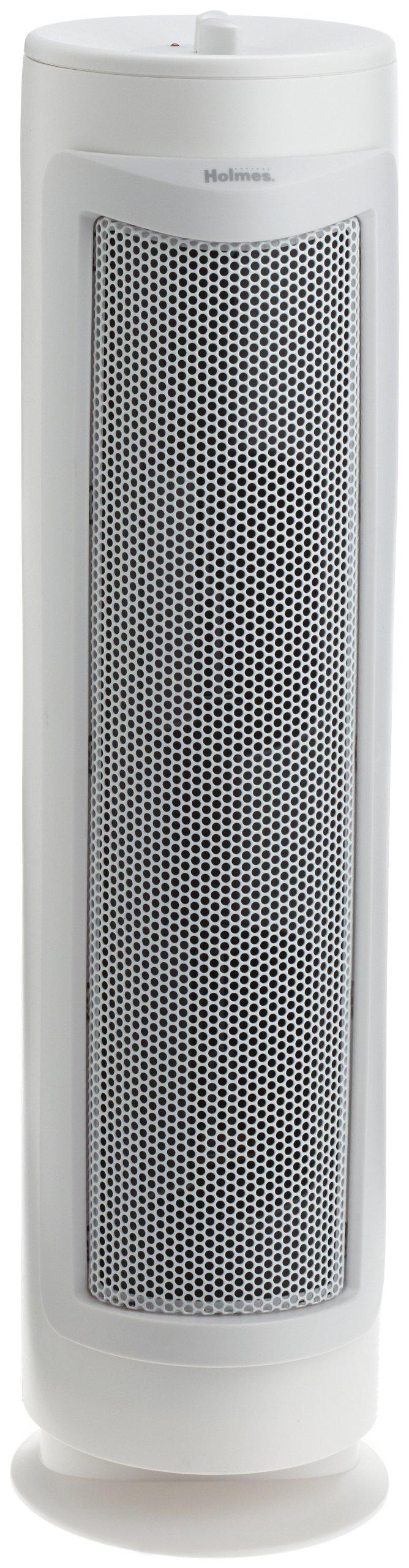 Holmes True HEPA 3 Speed Tower Allergen Remover, HAP716-U