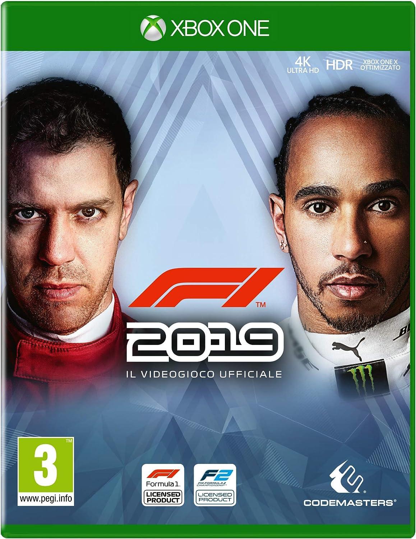 F1 2019 - Xbox One [Importación italiana]: Amazon.es: Videojuegos