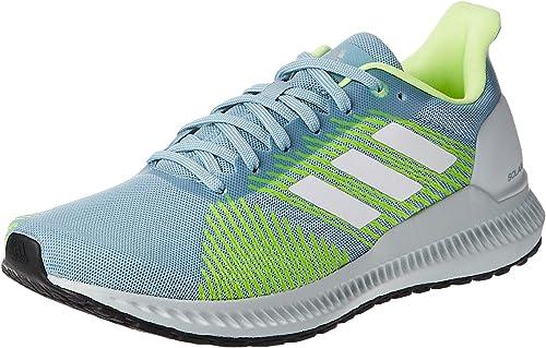 adidas Damen Solar Blaze W Fitnessschuhe, grün
