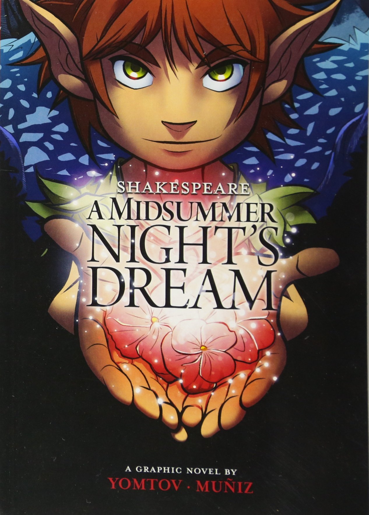 A Midsummer Night's Dream (Shakespeare Graphics)