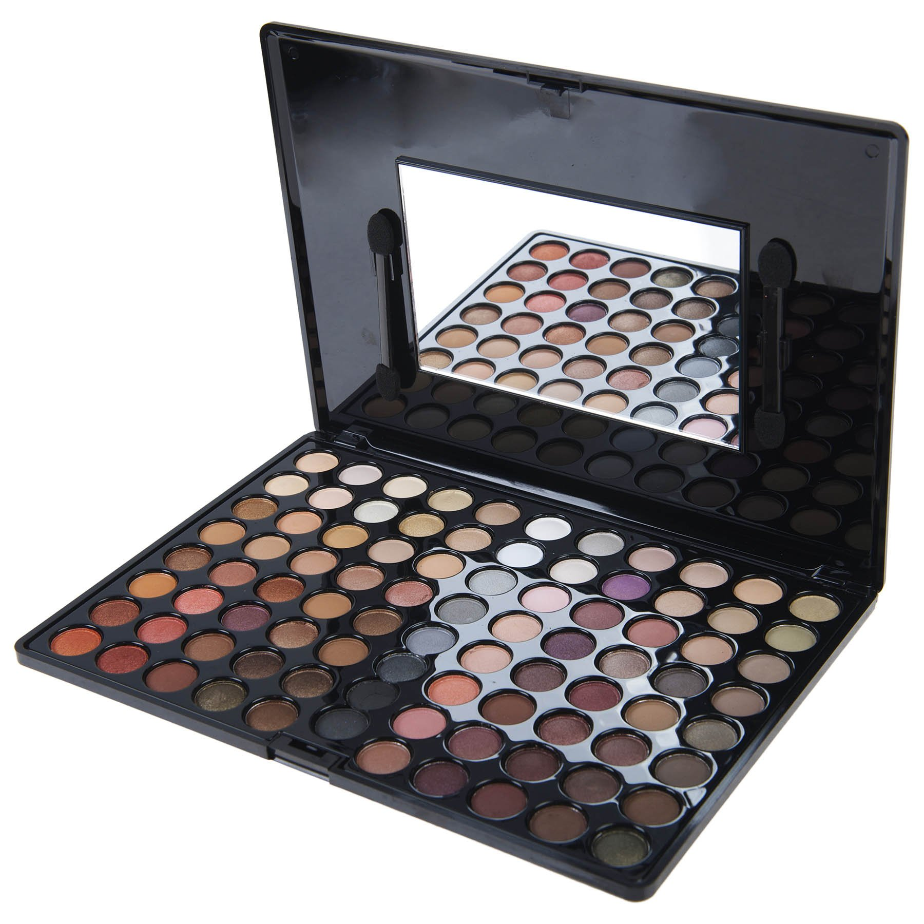 SHANY Natural Fusion Eyeshadow Palette (88 Color Eyeshadow Palette, Nude Palette), 2.15 Ounce by SHANY Cosmetics (Image #7)