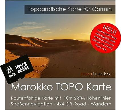 8 Go Topo MicroSD carte topographique Europe Garmin pour Randonnée Cyclisme Biken