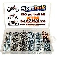 Kapsco Moto Custom Chrome Skeleton Skull Bolt Nuts Screws 6mm For Yamaha Road Star Silverado XV Midnight