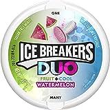 Ice Breakers Duo Fruit + Cool Watermelon, 36g