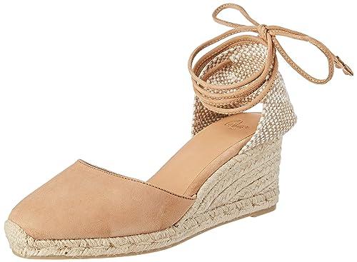 Castañer Carina/6/Ss19007, Alpargatas para Mujer: Amazon.es: Zapatos y complementos