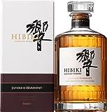 サントリー ウイスキー 響 JAPANESE HARMONY カートン付き [日本 700ml ]