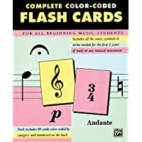 89 Color-Coded Flash Cards: Flash Cards