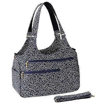 Amazon.com: Bolso para pañales bolsa, wu-minglu multifunción ...