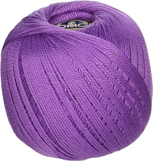 DMC Petra - Hilo de algodón para Ganchillo, tamaño 3: Amazon.es: Hogar
