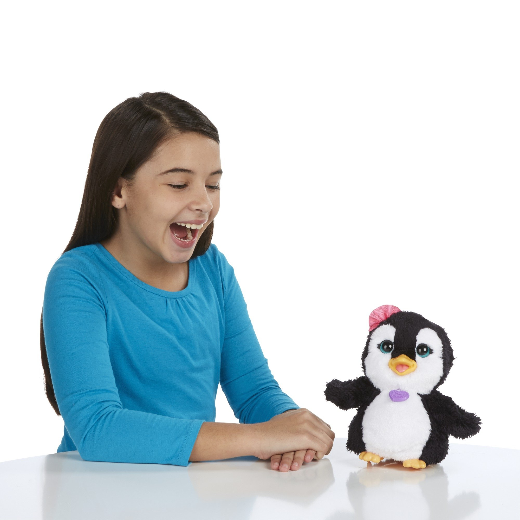 FurReal Friends Happy to See Me Pets Piper, My Dancing Penguin Pet by FurReal (Image #10)