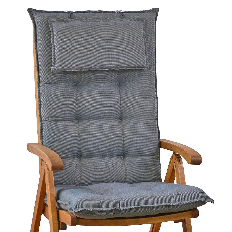 Lusso Cuscini per sedia con schienale alto spessore 9cm con cuscino Miami 50089–51(senza sedia) Möbelträume