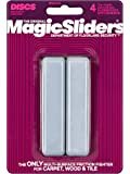 """Magic deslizadores L P 4124paquete de 415/16x 4"""" rect Slider"""