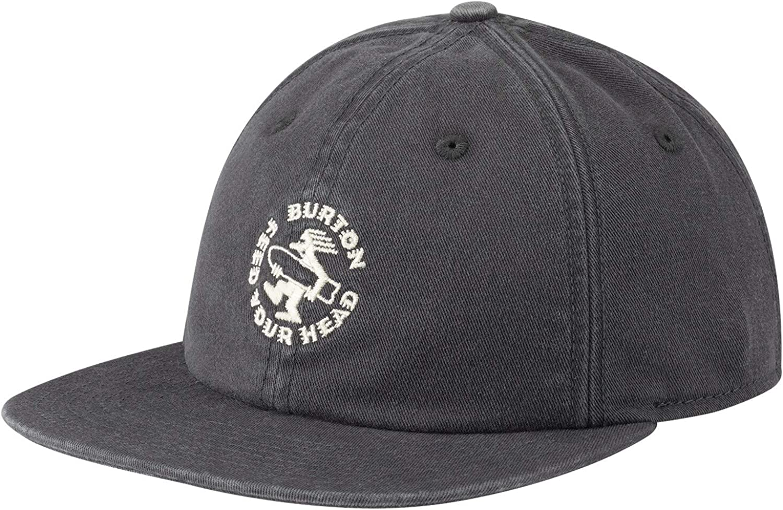 One Size Burton Shackford Hat Phantom