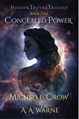 Concealed Power (Hidden Truths Trilogy Book 1) Kindle Edition