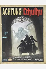 Achtung! Cthulhu Keeper's Guide to the Secret War Hardcover