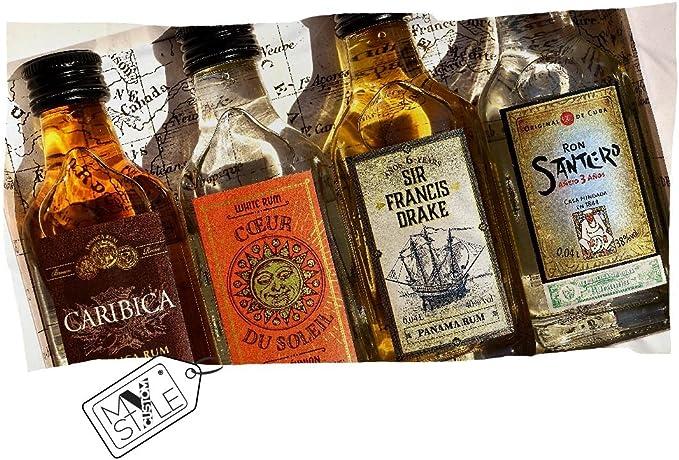 My Custom Style® Toalla en Microfibra Piratas: Botellas de ...