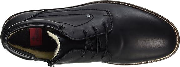 Rieker Herren 35332 Klassische Stiefel, (NeroSchwarz 00