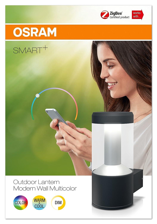 pl/ástico 2/unidades Osram LED bombilla E27 10/W multicolor 10.5/x 6/x 6/cm