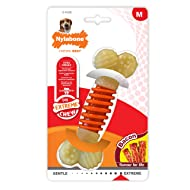 Nylabone Dental Chew Bacon flavored Pro Action Bone Dog Chew Toy