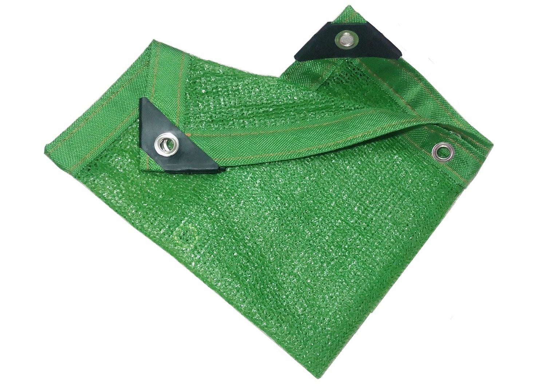 KXBYMX Tendina Parasole, ombrellone, tendalino Parasole, Rete da Sole, Balcone, Fiore, verde, Crema Solare, Parasole, polietilene, verde Protezione Solare per Piante da Giardino