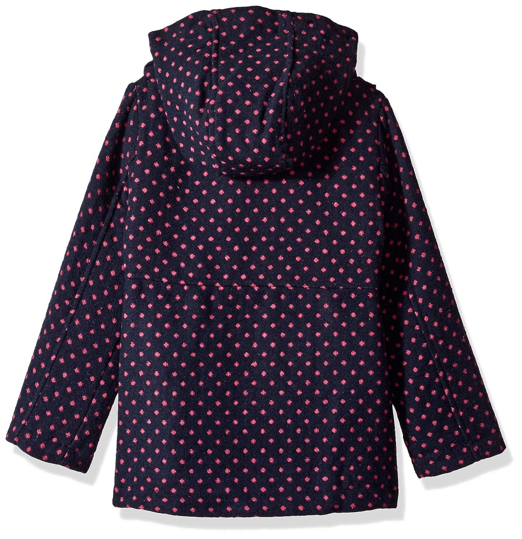 f1cf51c23c36 Amazon.com  Pink Platinum Girls  Ruffles Wool Jacket  Clothing