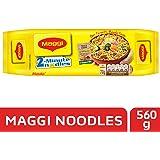Maggi 2 Minutes Masala Noodles, 560g