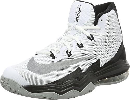 Nike Air MAX Audacity 2016, Zapatillas de Baloncesto para Hombre ...