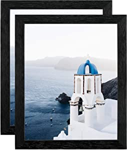 8x10 Picture Frames for Photo Display, Frame Set for Wall Tabletop, Home Decoration