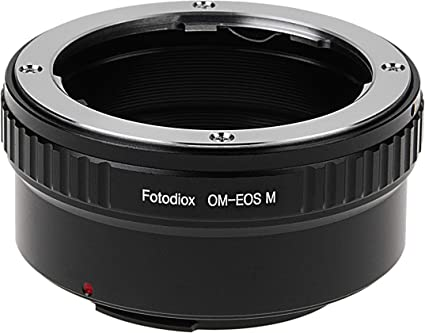 Fotodiox Lens Mount Adapter Compatible With Olympus Om Kamera