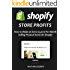 SHOPIFY STORE PROFITS: How to Make $3,000 per Month Selling Physical Items on Shopify