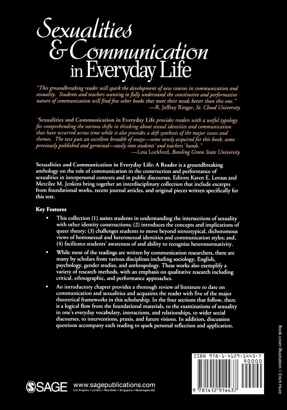 Sexualities and communication in everyday life