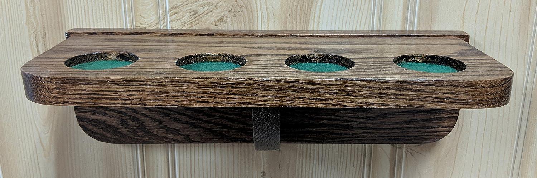 Amazon.com: Weaver - Soporte de pared para palos de golf (4 ...