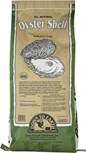 Down to Earth Organic White Oyster Shell OMRI, 25 lb